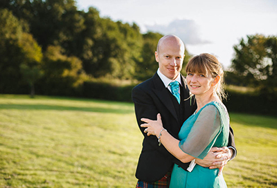 Richard and Katy Marry Party