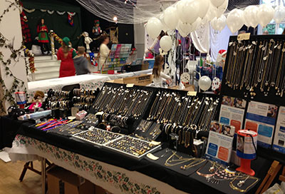 Sullivan's Heroes Christmas Jewellery and Gift Sales