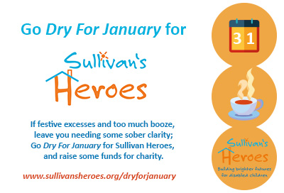 Go 'Dry For January' for Sullivan's Heroes