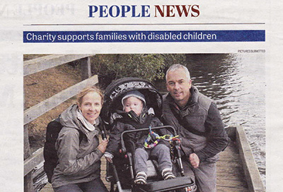 Read all about us in the Crawley Observer