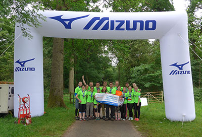 Katie's Endure24 run