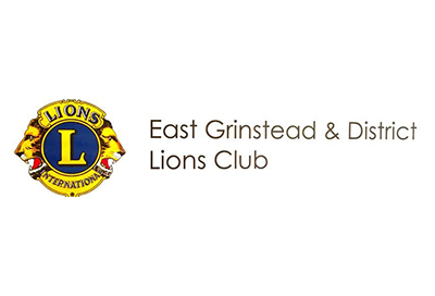 East Grinstead and District Lions Club support Sullivan's Heroes