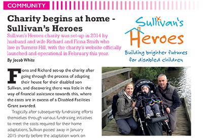 RHuncovered features Sullivan's Heroes