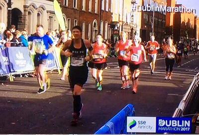 Pippa Hannard's Marathon Mania – Dublin 2017 & London 2018