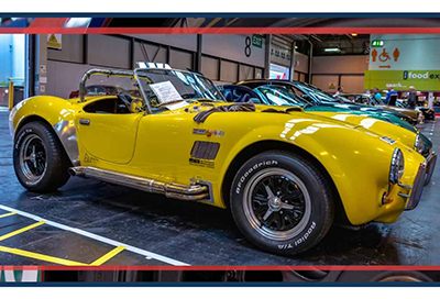 Dream Rides at NEC Classic Motor Show