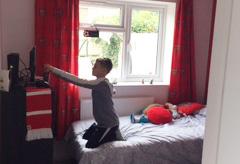 Reece's Room is Ready!