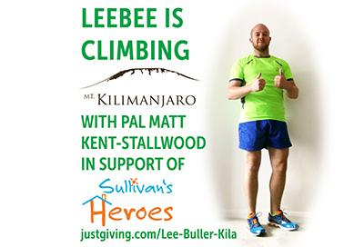 Lee's Kilimanjaro Climb