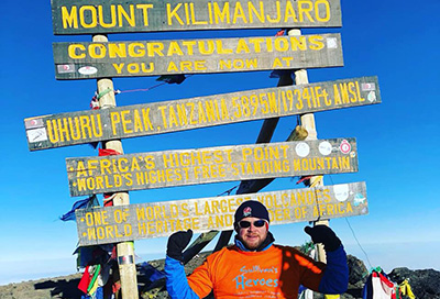Lee's conquered Kili