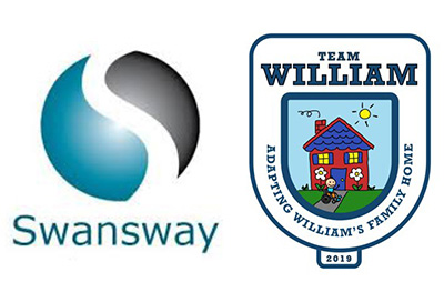 Swansway Group support Team William