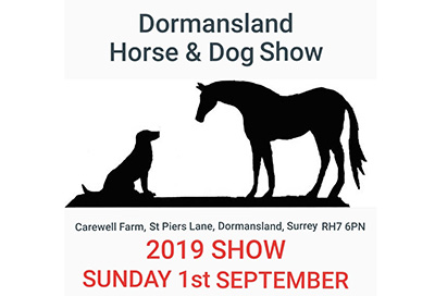 Dormansland Horse and Dog Show 2019