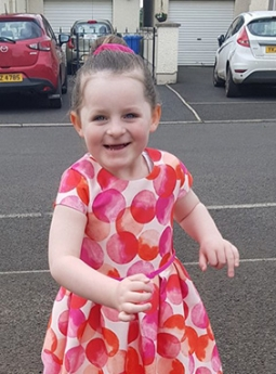 Gracie's journey to independence