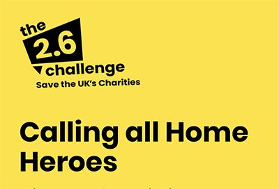 Calling all Home Heroes to the 2.6 Challenge!