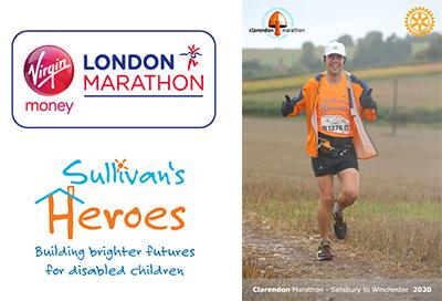 Ben Lippiett's Clarendon and London Marathon 2021 Challenge!