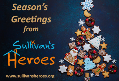 Season's Greetings from Sullivan's Heroes
