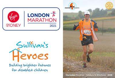 Ben Lippiett's London Marathon 2021 Challenge!