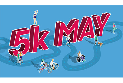 Be a '5K for May' Hero for Sullivan's Heroes
