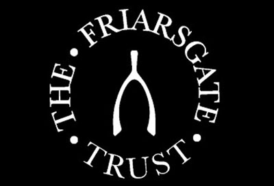 The Friarsgate Trust support 'Courageous Cory's Big Build'