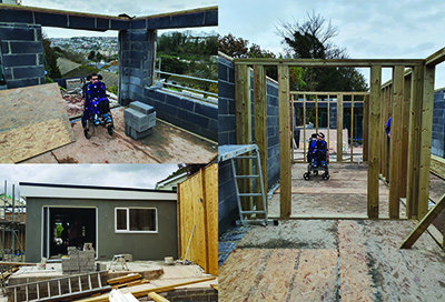 Veronica Awdry Charitable Trust supports 'Courageous Cory's Big Build'